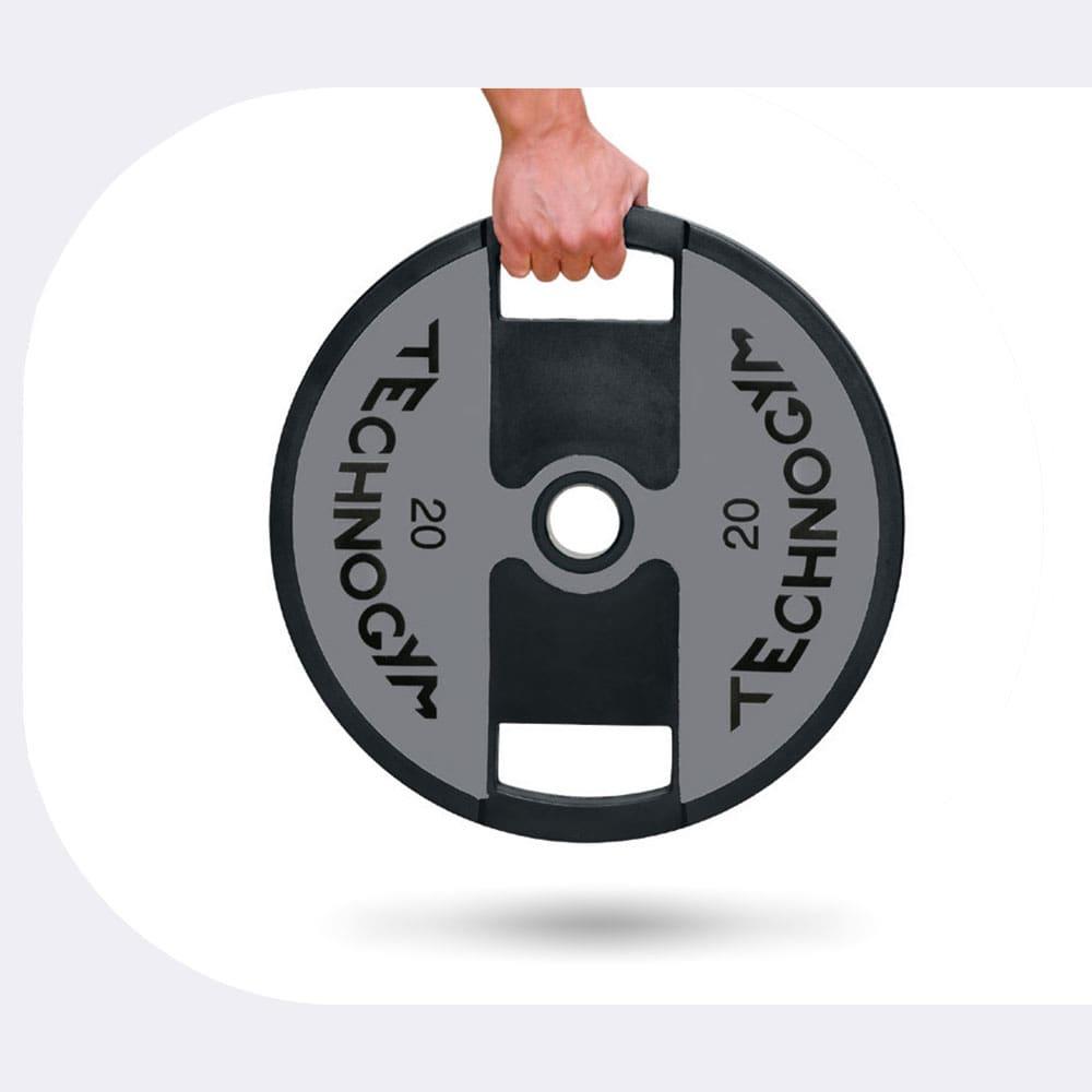 Urethane Gewichtsscheiben