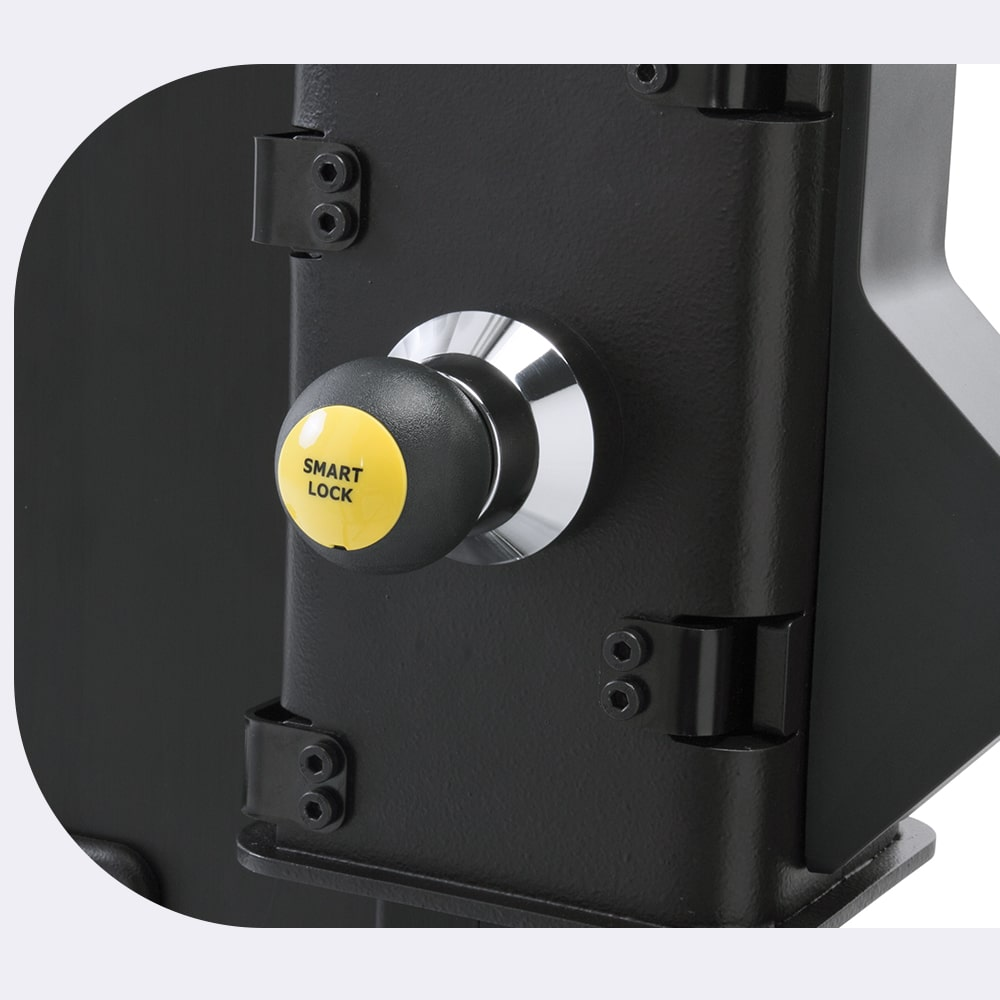 Smart Lock Personal Rack
