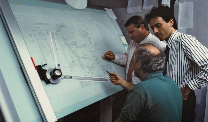 Geschichte Technogym 1984